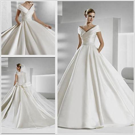 Simple Elegant Wedding Dresses 2014 Naf Dresses