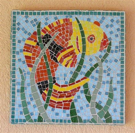 15 best photos of mosaic crafts for adults mosaic tile