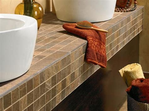 how to install tile in kitchen 23 best bath countertop ideas images on 8717