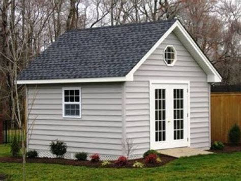 gable storage shed plans blueprints youtube