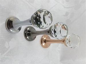 glass hook decorative hooks wall hooks clear silver black gold With decorative wall hooks