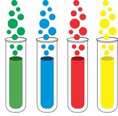 Test Tube Tubes Clipart Science Clip Testing