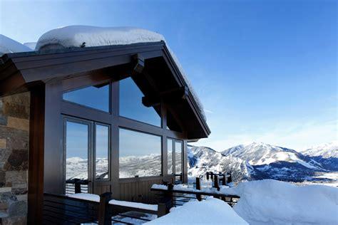 extreme homes  colorado  aspens summit house