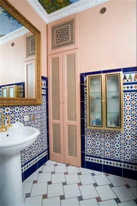 inspiring moroccan bathroom design ideas digsdigs
