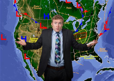 forecastings  factor   weatherman   wrong