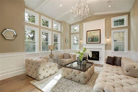 20 Gorgeous Luxury Living Rooms Living Room Buffet Wine Cafe Accents Pinterest How To Decorate A Log Home Beautiful Ceiling Fans Furniture Layout Tool Fireplace Suspended Lighting