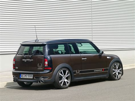 Mini Cooper Clubman Photo by Mini Clubman Cooper S Technical Details History Photos