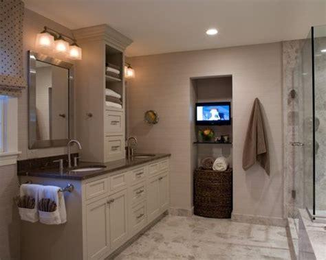 vanity hamper home design ideas pictures remodel  decor