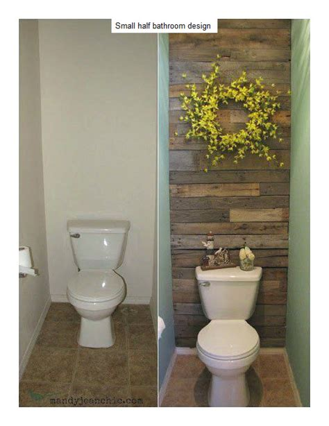 Half Bathroom Ideas For Small Bathrooms by 66 Small Half Bathroom Ideas Home And House Design Ideas