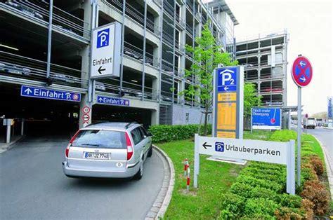 parken am flughafen nürnberg flughafen n 252 rnberg parkm 246 glichkeiten