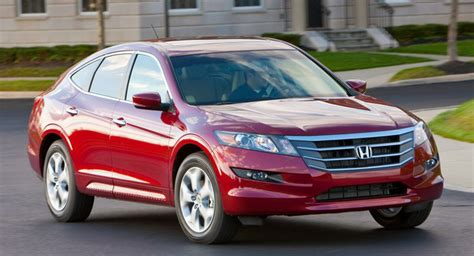 Honda's Accord Crosstour Recalled In The Us Over Front