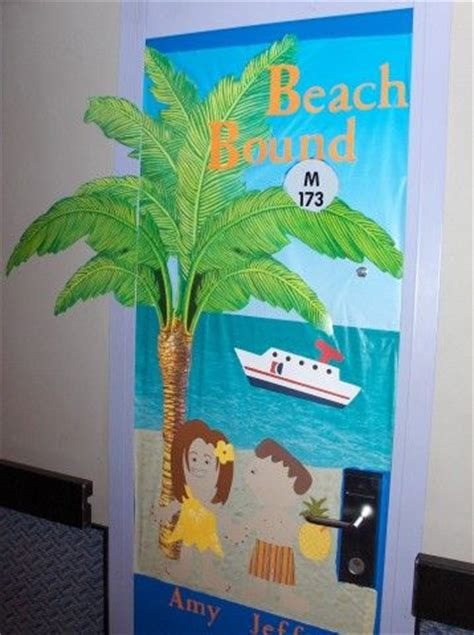 cabin door decor page  cruise ports cruising