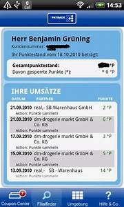 Payback Punkte Stand : payback mobil androidpit ~ Buech-reservation.com Haus und Dekorationen