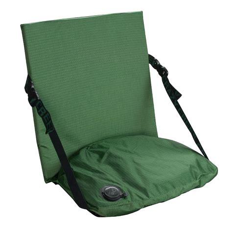 creek canoe chair iii creek canoe iii air chair 2085a save 43