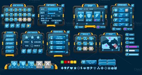 Web Elements On Creative Market