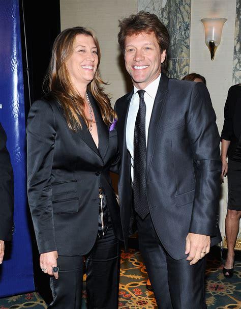 Jon Bon Jovi Dorothea Hurley Photos