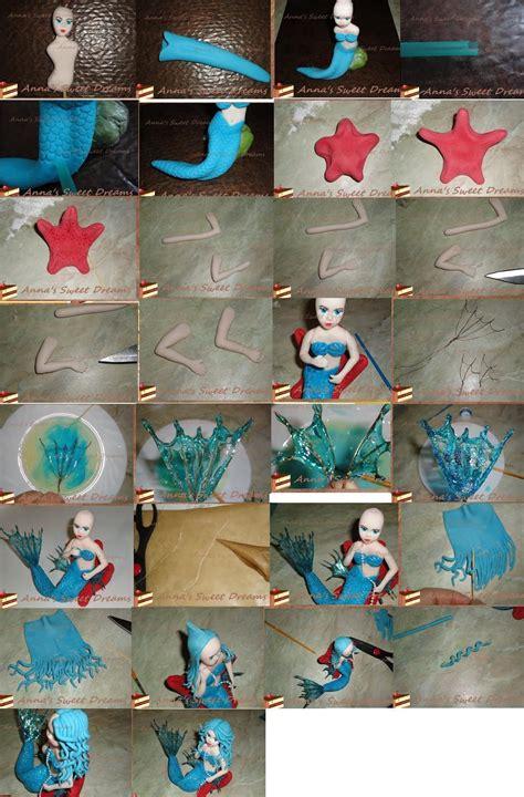 step  step     mermaid claygum paste