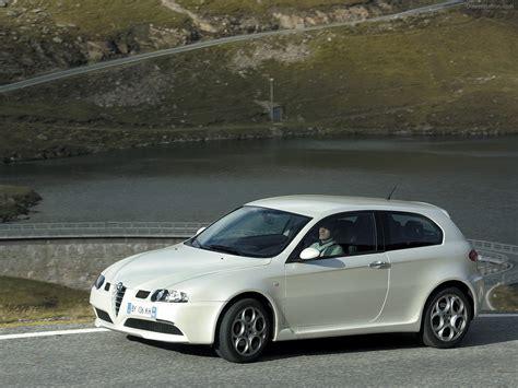 Alfa Romeo 147 Gta Exotic Car Pictures 024 Of 45 Diesel