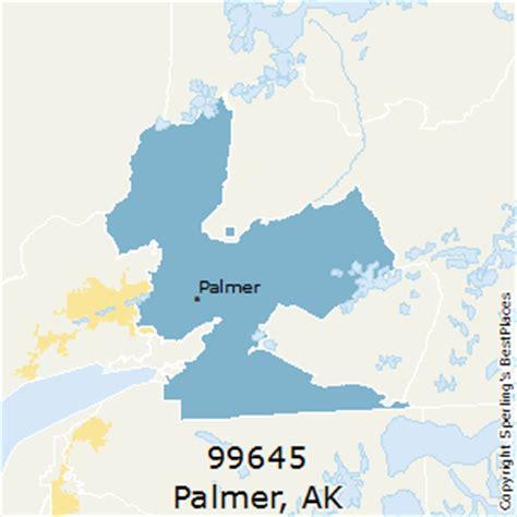 places    palmer zip  alaska