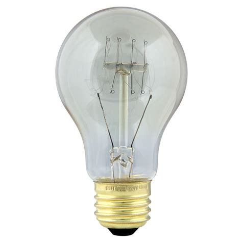 feit electric 60 watt soft white at19 incandescent