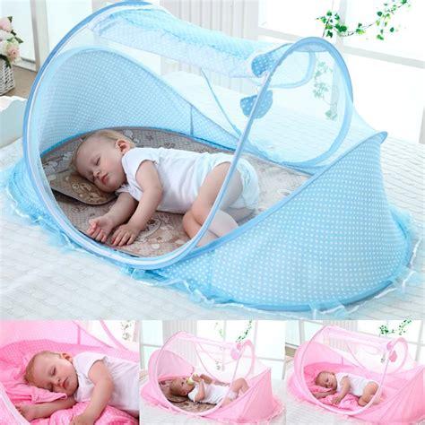 baby crib 0 3 years baby bedding mosquito portable