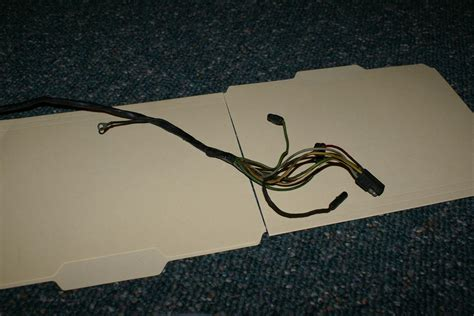 Two Speed Wiper Motor Harness For Mustang Ford