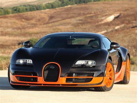 Bugatti Veyron Super Sport Specs & Photos