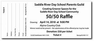 50 50 raffle tickets template - magnificent 50 50 ticket template contemporary wordpress