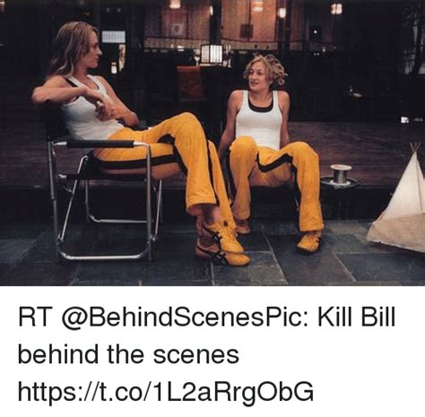 Kill Bill Meme - rt kill bill behind the scenes httpstco1l2arrgobg meme