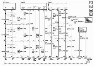 Vehicle Wiring Diagrams 2000 Cadillac Seville Radio Diagram