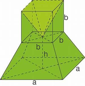 Volumen Körper Berechnen : zusammengesetzte k rper geometrie im raum mathe digitales schulbuch aufgaben ~ Themetempest.com Abrechnung