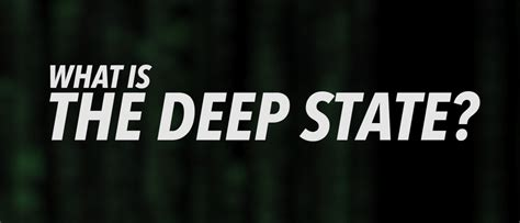 What Is The Deep State? [video]  The Daily Caller