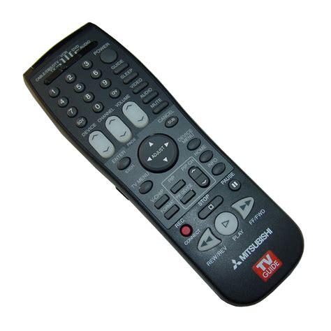 Mitsubishi Tv Remote by Original Mitsubishi 290p122a20 290p122020 Remote