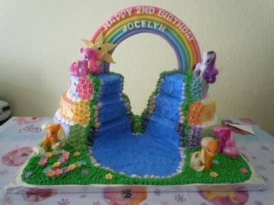 images    pony birthday cake