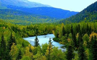 Alaska Backgrounds Wallpapers Desktop Spring Background Nature