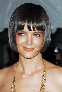 Coupe De Cheveux Carré Court : coupe de cheveux court avec frange ~ Melissatoandfro.com Idées de Décoration