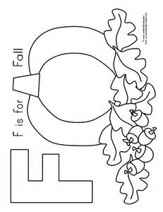Fall Festival Coloring Sheets