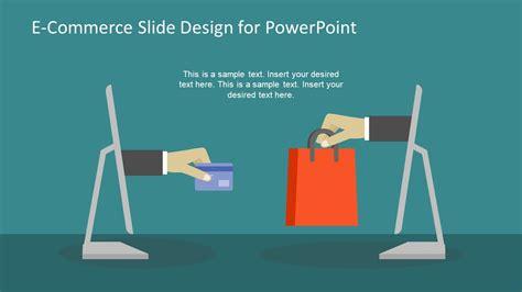 commerce scene powerpoint templates slidemodel