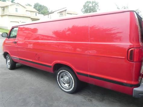 motor auto repair manual 2003 dodge ram van 2500 seat position control buy used dodge ram 2003 cargo van in elizabeth nj united states for us 8 600 00
