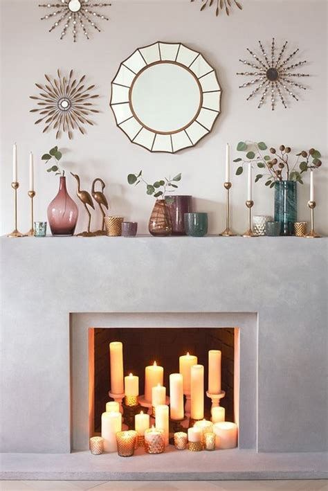 warm contemporary fireplaces messagenote