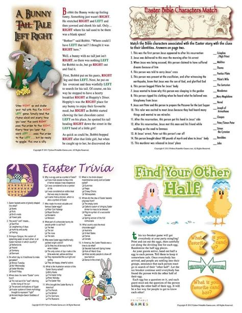 easter trivia the 19 best images about trivia on pinterest bible trivia romantic films and for kids