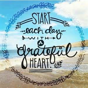 start each day with a grateful heart pictures photos and
