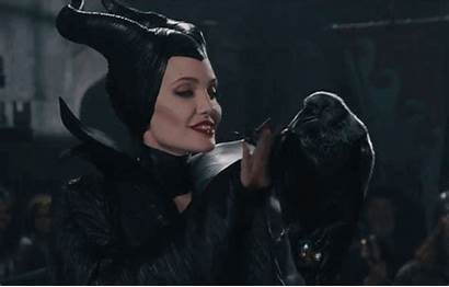 Maleficent Diaval Jolie Angelina Raven Film Clip