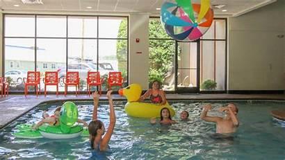 Indoor Pool Waterpark Cascades Country Resort Rooms