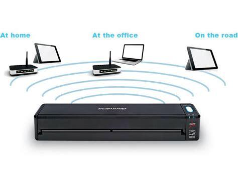 Amazon.com: Fujitsu ScanSnap iX100 Wireless Mobile Scanner