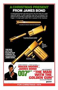 Man With The Golden Gun movie posters at movie poster ...