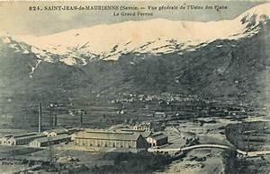 Saint Jean De Maurienne : saint jean de maurienne saint jean de maurienne vue generale de l 39 usine des plans carte ~ Maxctalentgroup.com Avis de Voitures