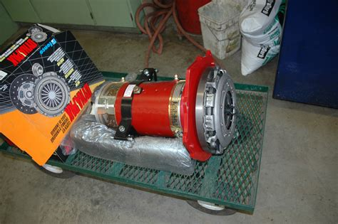 Electric Motor Conversion electric conversion ted s projects