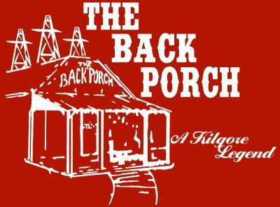 Back Porch Kilgore by Dining