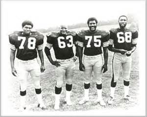 legends of the gridiron